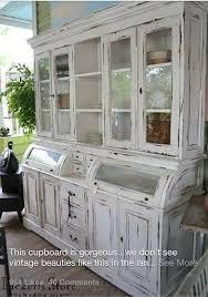 kitchen furniture cabinets. Antique Bread Cabinet - Old Lucketts Store Kitchen Furniture Cabinets