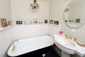 shabby chic style bathroom by sarah phipps design