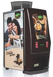 Fresh Milk Coffee Vending Machine Simple DistributorsSuppliers High End Coffee Vending Machines Brue
