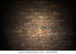 an old brick wall good for backgrounds