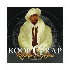 Kool G Rap DJ Polo Rated XXX CD cover art tracklisting