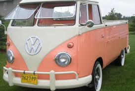 1960 Volkswagen Single Cab Pickup - The Bid Watcher
