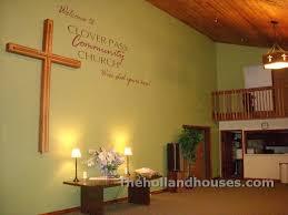 church wall decor
