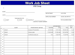 Excel Time Tracking Spreadsheet Time Tracking Excel Template Free