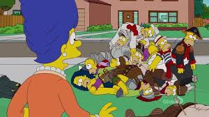 542 Best Simpsons Images On Pinterest  The Simpsons Simpsons Bart Treehouse Of Horror