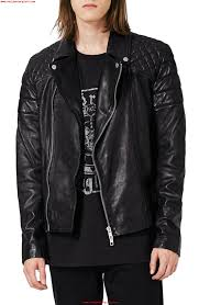 5283981 mens topman quilted leather biker jacket 2017 new style hot s