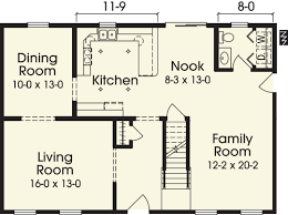 simple 2 story floor plans. Wonderful Story And Simple 2 Story Floor Plans O