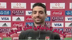 طاهر محمد طاهر يتحدث انجليزي بطلاقه مثل الاجانب - YouTube