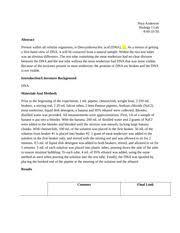 cystic fibrosis essay niya anderson cystic fibrosis cystic  cystic fibrosis presentation · 2 pages deoxyribonucleic acid lab
