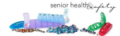 senior health wellness promotional products custom gift ideas