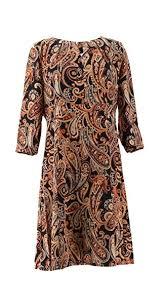 Liz Claiborne Size Chart Liz Claiborne Ny Heritage Collection Crepe Dress A267303 At