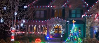 christmas lighting ideas. Home Decor Large-size Outdoor Christmas Lights Ideas For The Roof Grand Cascade Image9 Jpg Lighting
