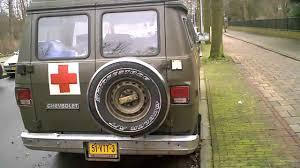1978 CHEVROLET ex ambulance + Jaguar XK8 coupe - YouTube