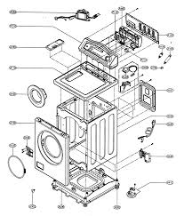 lg washer parts diagram lg image wiring diagram lg washing machine parts diagram lg image wiring on lg washer parts diagram