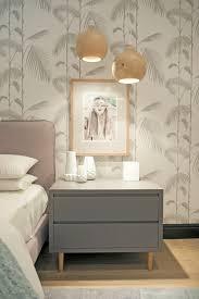 Lovely Print On The Wall Wooninspiratie Slaapkamer Nachtkastjes