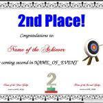 Sample Sports Certificates 12 Best Sports Certificate Templates