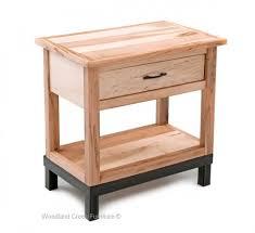 mountain modern furniture. urban side table with shelf mountain modern nightstand furniture a