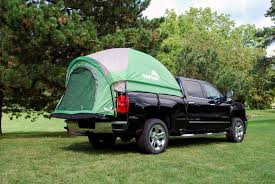 2018 Tacoma Tent Guide Gear Truck Napier 57 Series Pup Bed Covers ...