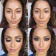 the art of highlighting and contouring photo of mac cosmetics pleasanton ca united states full face