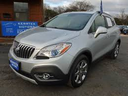 more details buick encore