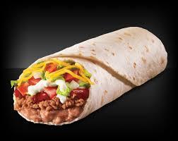 taco bell burrito supreme. Brilliant Supreme Burrito Supreme Inside Taco Bell T