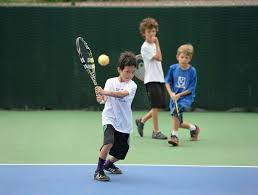 Image result for childreN PLAYING TENNIS