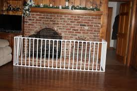 marvelous decoration fireplace baby gate for