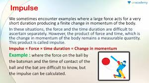 Laws Of Motion Examples Impulse Third Law Of Motion Conservation Of Momentum Collision Of Bodies Solved Examples