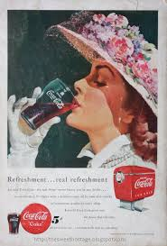 best ideas about coke v s pepsi advertising vintage coke ad