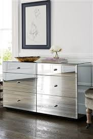 next mirrored furniture. Next Deco Wide Mirrored Chest 6 Drawers Bedroom Furniture Rrp 550 H