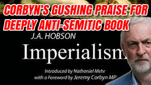 Corbyn's Gushing Praise for Deeply Anti-Semitic Book - Guido Fawkes