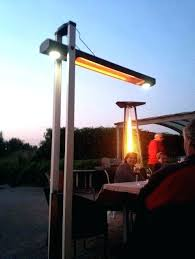 electric patio heater. Electric Patio Heater. Best Heater Portable Outside Heaters Free Standing Infrared Photo .