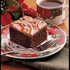 Homemade Chocolate Cake Recipe Taste Of Home