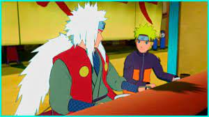 Jiraiya Death and Final Moments 😭   Naruto Shippuden Ultimate Ninja Storm  2 Game