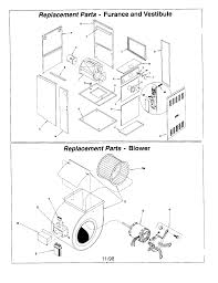 Oil burner parts diagram with images large size