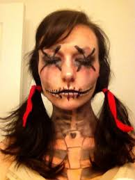 voodoo doll makeup ideas voodoo doll makeup