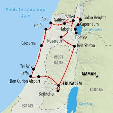 israel tours  holidays to israel  on the go tours (from uk)
