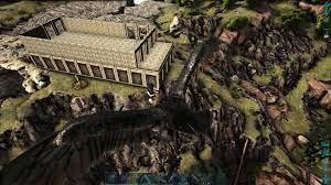 Ark ラグナロク 拠点