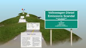 Operation Management Volkswagen Emissions Scandal By Quan