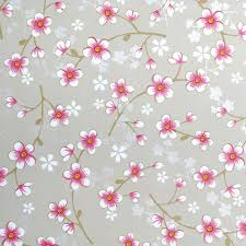 Pip Studio Behang Cherry Blossoms Groen Behangnr 313024 Wallpaper