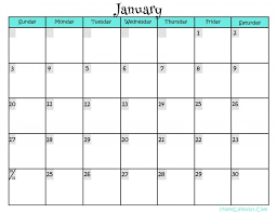 printable calanders free printable calendar