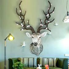 animal heads on wall wall animal heads wall art resin animal heads wall art white deer wall animal head wall art nz