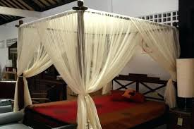 decoration: Twin Bed Canopy Cover