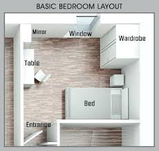 small bedroom furniture placement. Bedroom Small Furniture Placement