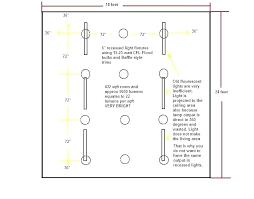 kitchen lighting layout. Kitchen Lighting Layout Plan Recessed Design Tool Best . L