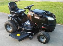 craftsman lt2500 riding lawn mower for