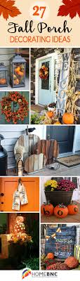 27 Creative Fall Porch Decorating Ideas to Make Yours Unforgettable
