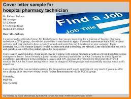 Cover Letter Sample For Pharmacist Insaat Mcpgroup Co