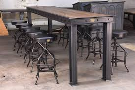 retro industrial furniture. The Firehouse Bar Table By Vintage Industrial Furniture Retro E