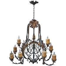 large rustic chandeliers wrought iron hanging lamps black wrought iron lamps art deco chandelier black iron dining room chandelier